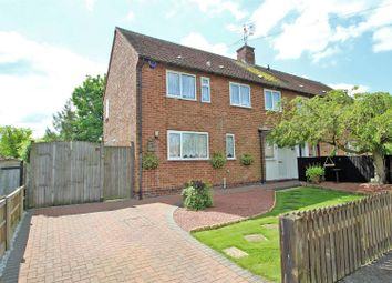 Thumbnail 3 bed semi-detached house for sale in Norwood Gardens, Southwell, Nottingham