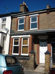 Thumbnail 2 bed terraced house to rent in St Patricks Road, Ramsgate