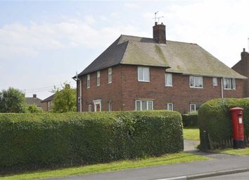 Thumbnail 3 bed semi-detached house for sale in Birkinstyle Lane, Stonebroom, Alfreton