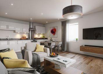 Thumbnail 1 bed flat for sale in 4 Park Street, Campbell Park, Milton Keynes