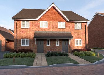 Thumbnail 3 bed semi-detached house for sale in Day Close, Horley
