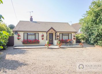 Thumbnail 3 bed bungalow for sale in West Road, Ormesby, Great Yarmouth