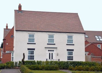 Thumbnail 4 bed detached house for sale in Clarence Place, Ashby De La Zouch