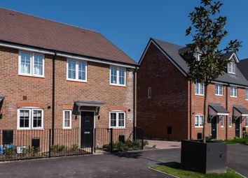 Thumbnail 2 bed flat for sale in Shopwyke Lakes, Tern Crescent, Chichester, West Sussex