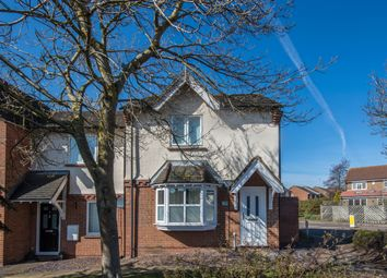 Thumbnail 3 bed end terrace house to rent in Cublands, Hertford