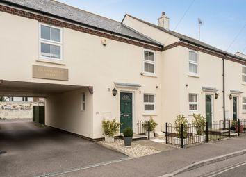 Thumbnail 3 bedroom terraced house for sale in Frankalan Mews, Scott Street, Bognor Regis
