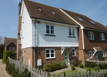 Thumbnail 4 bed property to rent in George Close, Robertsbridge