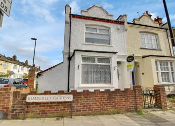 Thumbnail 3 bed semi-detached house for sale in Kimberley Gardens, Enfield