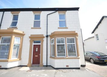 Thumbnail 3 bed end terrace house for sale in Lytham Road, Blackpool, Lancashire
