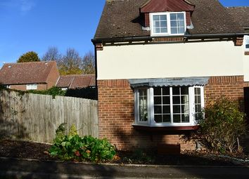 Thumbnail 2 bedroom end terrace house to rent in Princes Mews, Royston