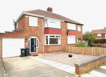 Thumbnail 3 bed semi-detached house for sale in The Oval, Middlesbrough