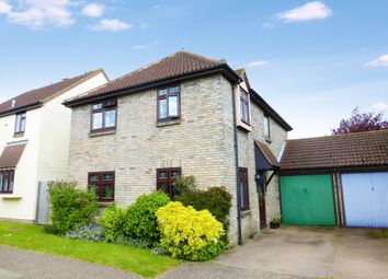 Thumbnail 4 bed detached house for sale in Riverside Way, Kelvedon, Colchester