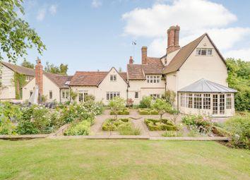 Thumbnail 6 bed detached house for sale in Church Hill, Hempstead, Saffron Walden, Essex