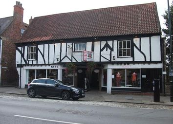Thumbnail Retail premises to let in Shop Unit 4, St Mary's Court, North Bar Within, Beverley, East Yorkshire