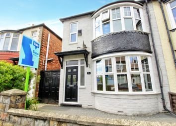 Thumbnail 3 bed detached house for sale in Peebles Avenue, Hartlepool