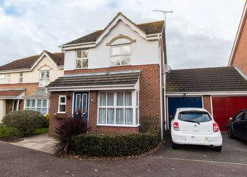 Thumbnail 3 bed detached house for sale in Larke Rise, Southend-On-Sea