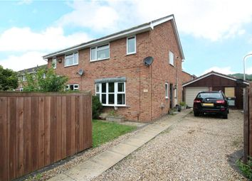 Thumbnail 3 bed semi-detached house for sale in Clevedon, North Somerset