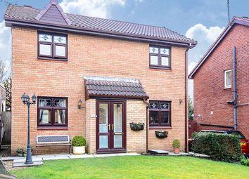 3 bed detached house for sale in Deepdale Close, Reddish Vale, Stockport SK5