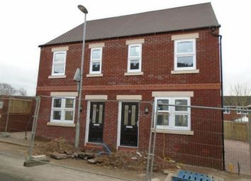 Thumbnail 2 bed semi-detached house for sale in Samuel Street, Packmoor, Stoke-On-Trent