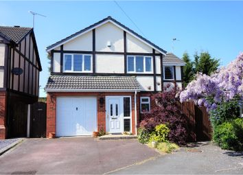 Thumbnail 4 bed detached house for sale in Castle Drive, Whitby