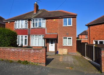 3 bed semi-detached house for sale in Tuckers Road, Loughborough LE11