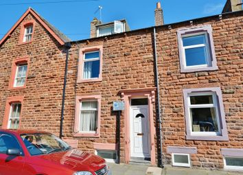 Thumbnail 4 bed terraced house for sale in Mill Street, Maryport