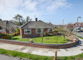 Thumbnail 3 bed detached bungalow for sale in Whitby Drive, York