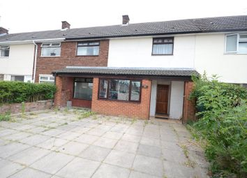 Thumbnail 4 bed terraced house for sale in Honey Hall Road, Halewood, Liverpool