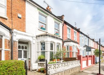 Thumbnail 3 bed terraced house for sale in Rowley Road, Harringay, London