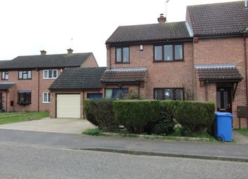 Thumbnail 3 bed semi-detached house for sale in Worcester Road, Ipswich