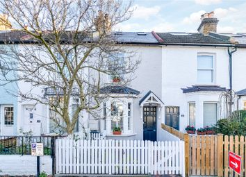 Thumbnail 3 bed terraced house for sale in Sandycombe Road, Kew, Richmond, Surrey