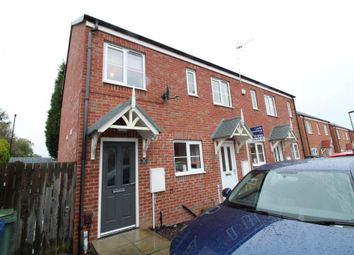Thumbnail 2 bed end terrace house for sale in Wheatfield Road, Westerhope, Newcastle Upon Tyne