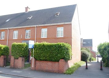 Thumbnail 3 bedroom town house to rent in Richard Moon Street, Crewe, Cheshire