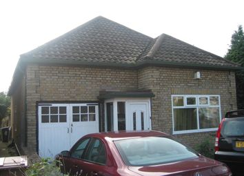 Thumbnail 3 bed bungalow to rent in Hall Lane, Chingford