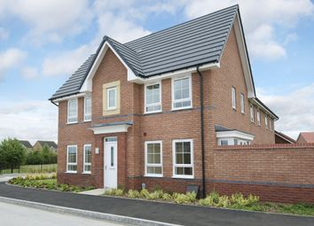 "Thumbnail 3 bedroom detached house for sale in ""Morpeth"" at Park Hall Road, Mansfield Woodhouse, Mansfield"