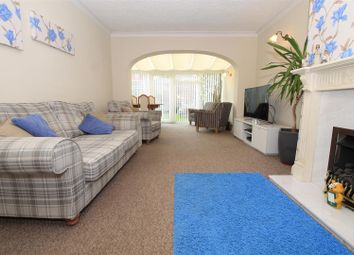 Thumbnail 3 bed semi-detached bungalow for sale in Leaf Lane, Styvechale, Coventry