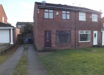 Thumbnail 3 bed semi-detached house to rent in Rothbury Avenue, Ashton-Under-Lyne