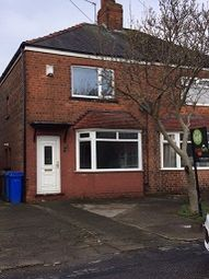 Thumbnail 3 bed semi-detached house to rent in Kingston Avenue, Hessle