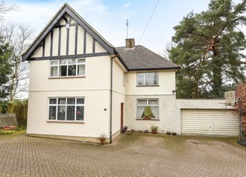 Thumbnail 4 bed detached house for sale in Harefield Road, Uxbridge