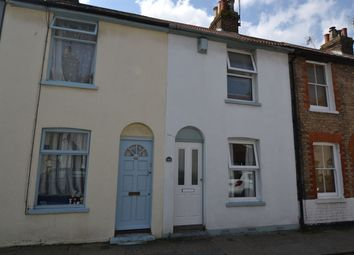 Thumbnail 2 bed terraced house for sale in Albert Street, Whitstable