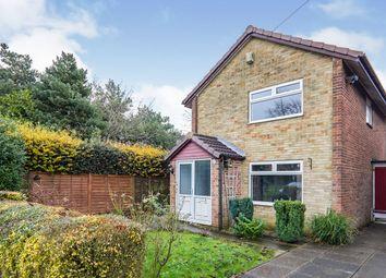 3 bed detached house to rent in Brunswood Close, Spondon, Derby DE21