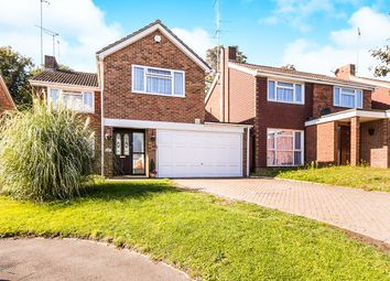 Thumbnail 4 bed detached house for sale in Grovebury Close, Erith