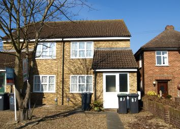 Thumbnail 1 bed flat to rent in Potton Road, Biggleswade