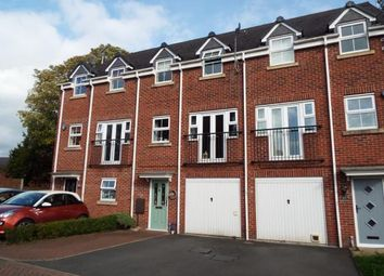 Thumbnail 4 bed terraced house for sale in Old Lodge Close, Uttoxeter