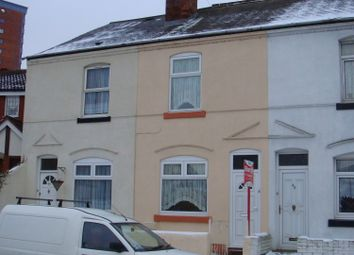 Thumbnail 2 bedroom terraced house to rent in St Clements Lane, West Bromwich