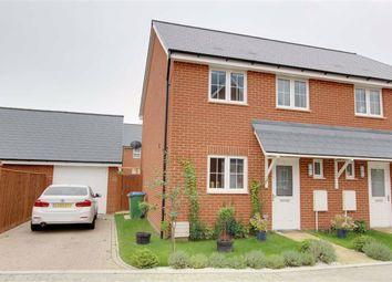 3 bed semi-detached house for sale in Basket Street, Broughton, Aylesbury HP22