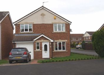 Thumbnail 3 bed detached house for sale in Annfield Road, Cramlington