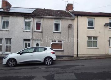 Thumbnail 3 bed terraced house for sale in Francis Street, Fleur De Lis, Blackwood