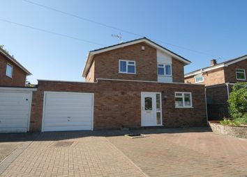 Thumbnail 3 bed detached house for sale in Piper Road, Norwich