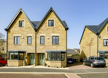 Thumbnail 3 bed semi-detached house for sale in Beckside, Salterforth, Barnoldswick